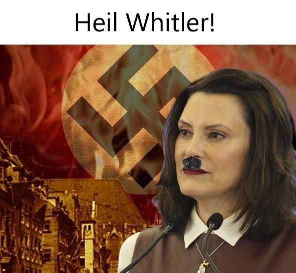 whitmer heil