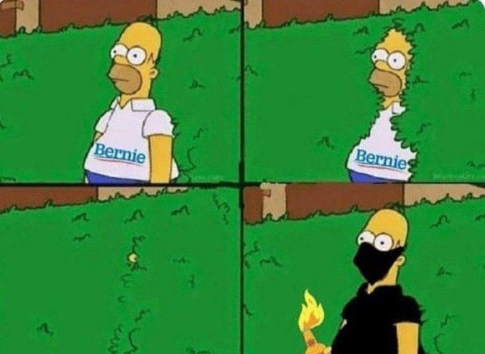Bernie Antifa