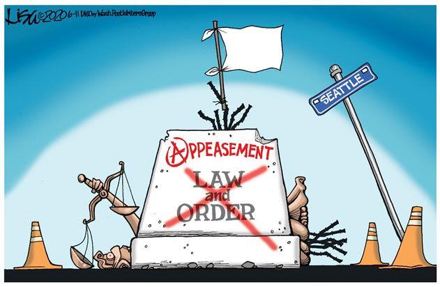 appeasement blm