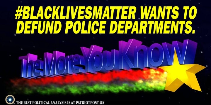 blm police defund