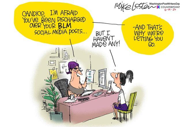 blm social media