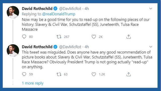 david rothschild