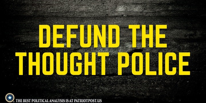 defund thought police