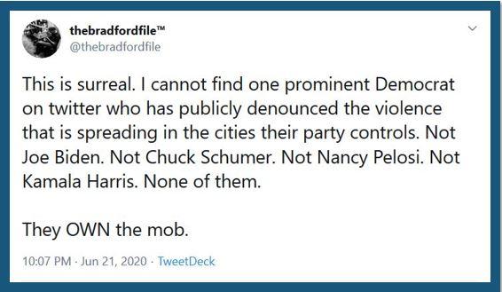 democrat mob