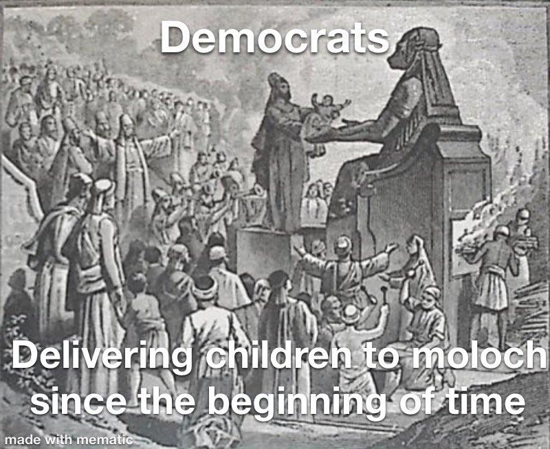 democrats moloch