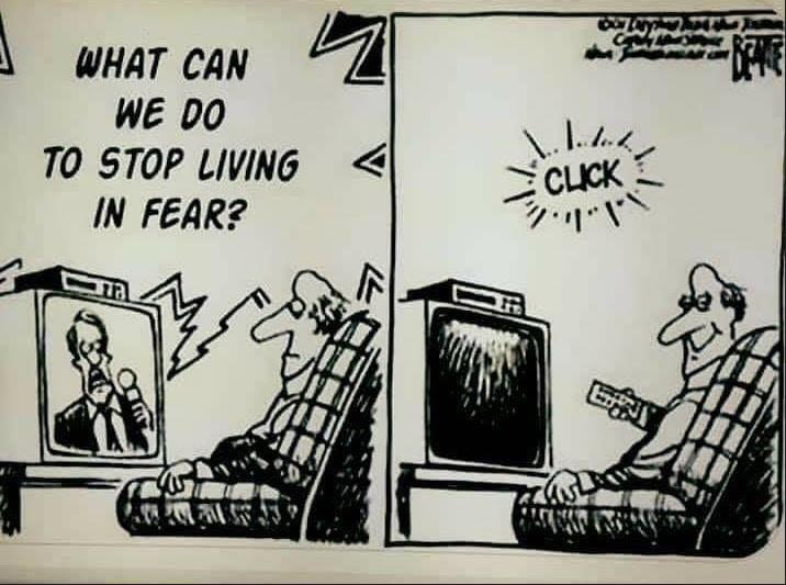 fake news propaganda fear