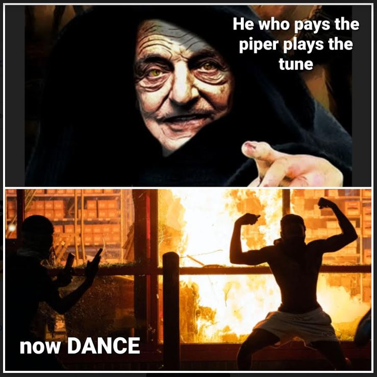 george soros dance