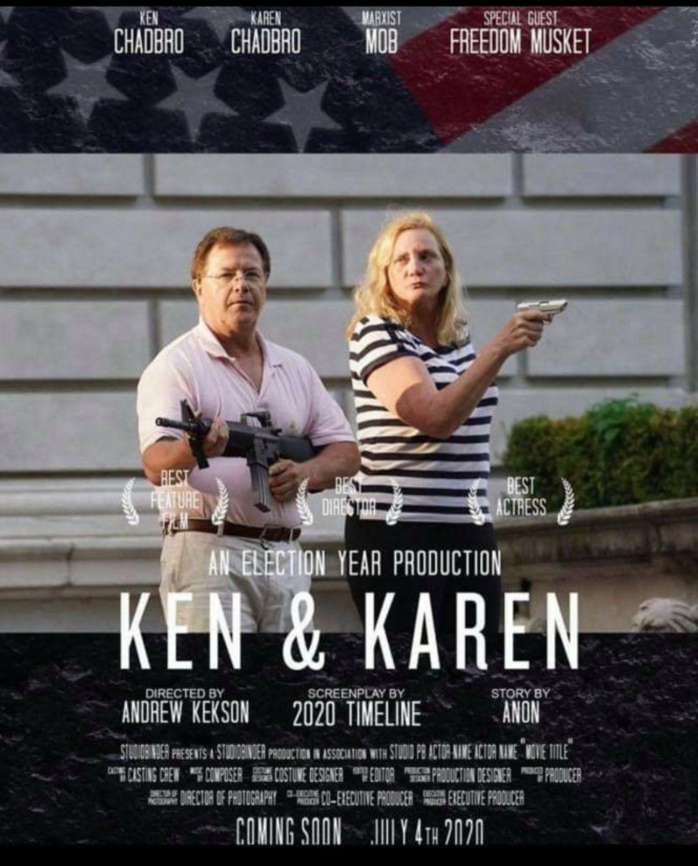 karen and ken defend home