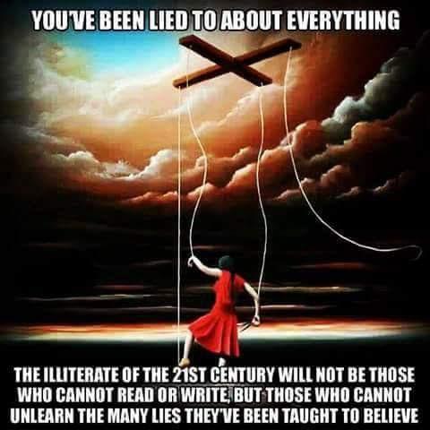 lies brainwash