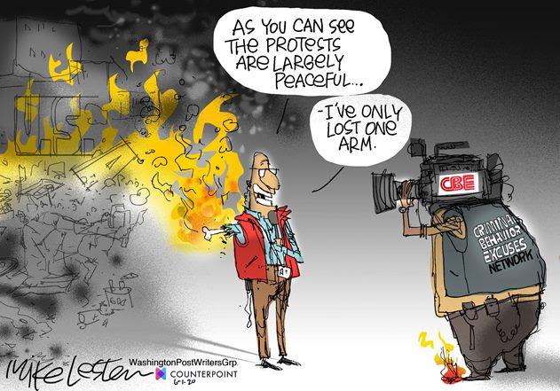 media riots