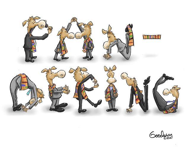 pandering democrats