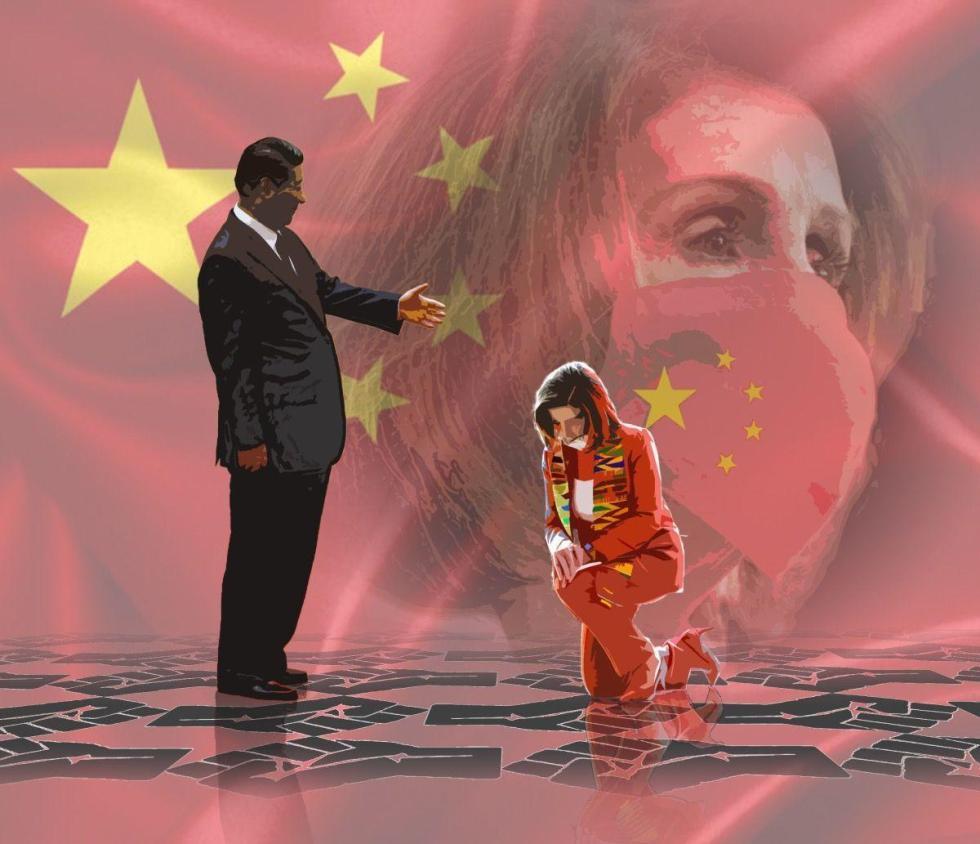 pelosi xi china