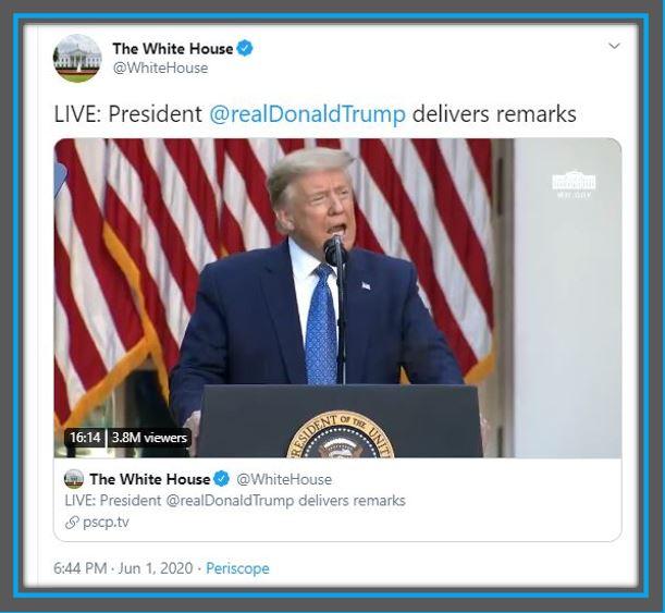 president remarks