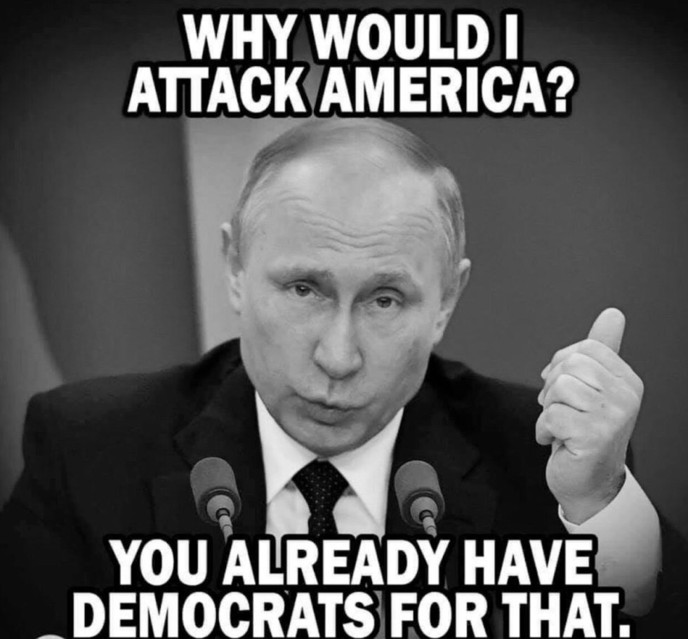putin democrats