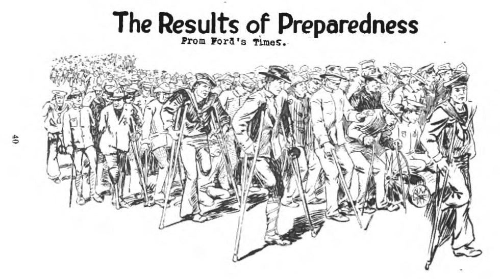 results of preparedness