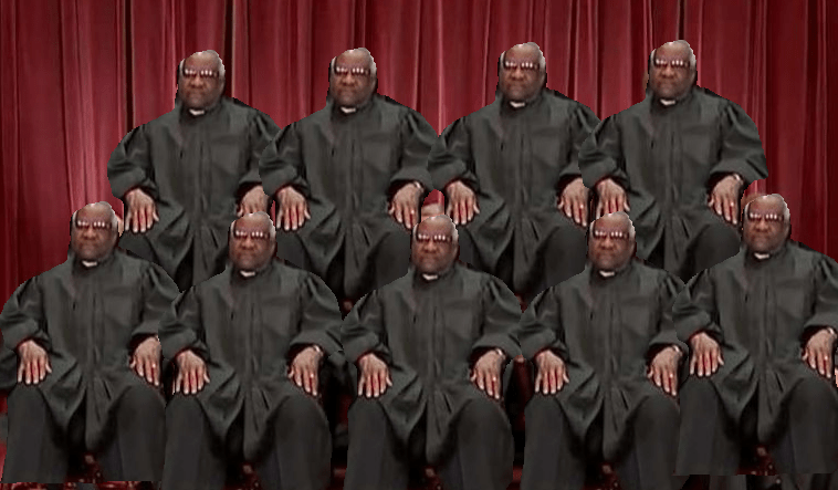 supreme court justice thomas