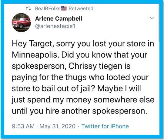 target tiegen