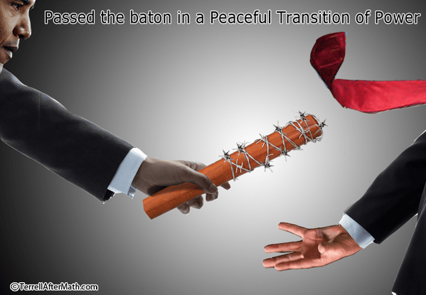 transition presidency
