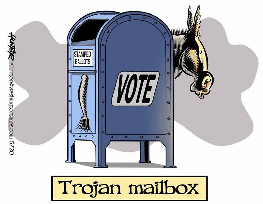 vote mail election