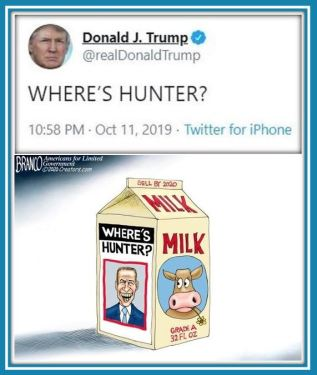 where hunter branco cartoon