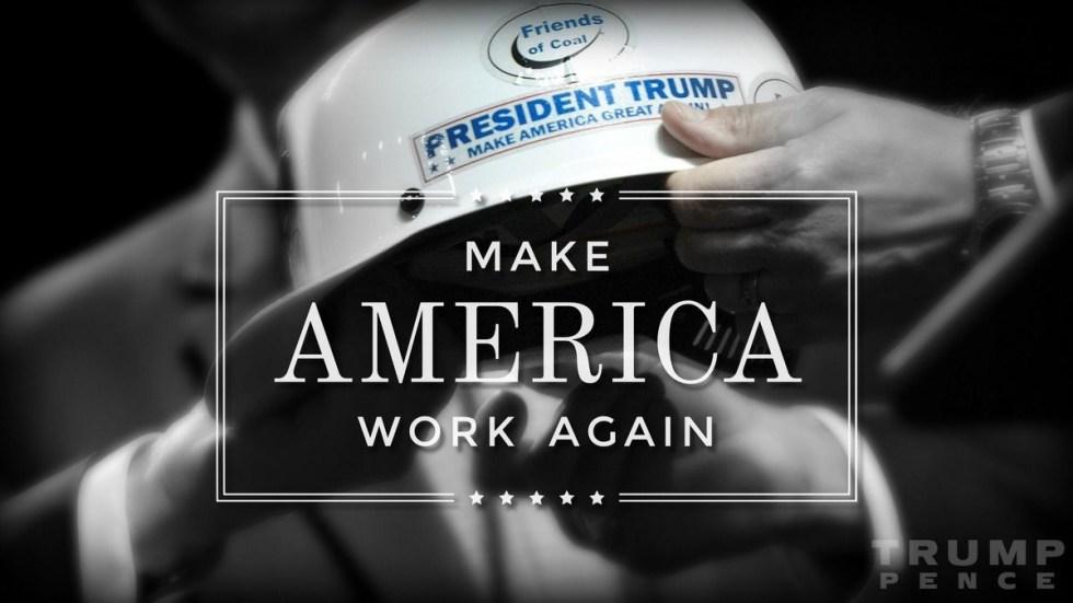 america work jobs
