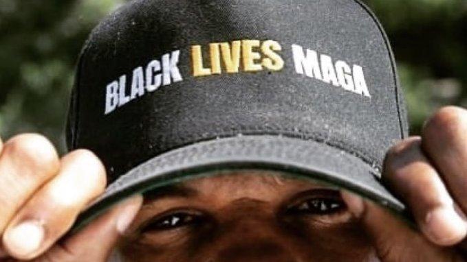 blm black lives maga
