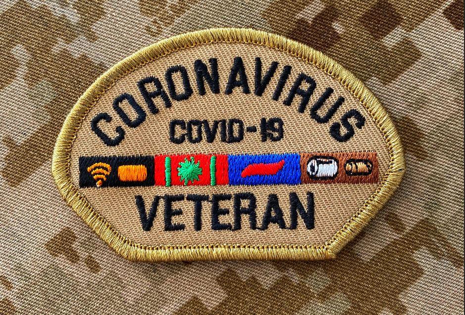 coronavirus patch