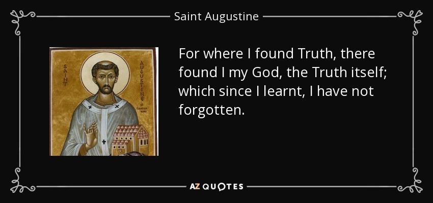 found truth 1