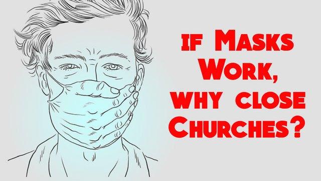 masks churches