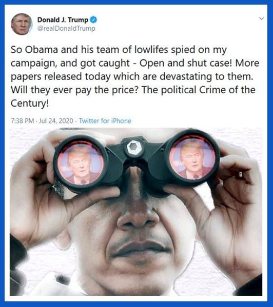 obama spies Trump