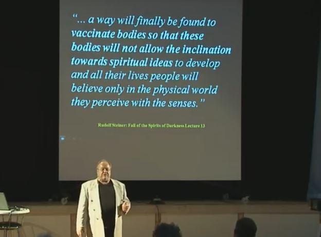 spiritual Crane lecture
