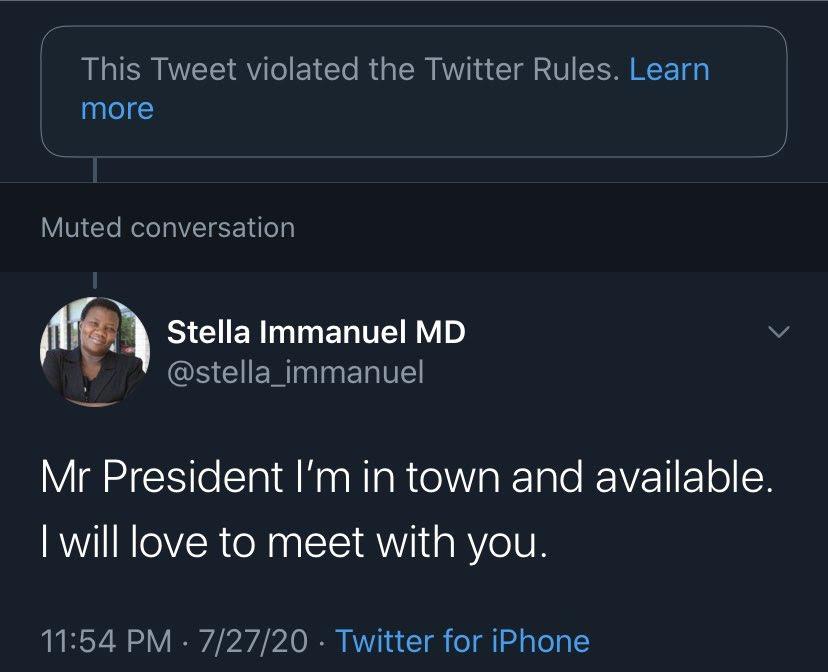 stella tweet