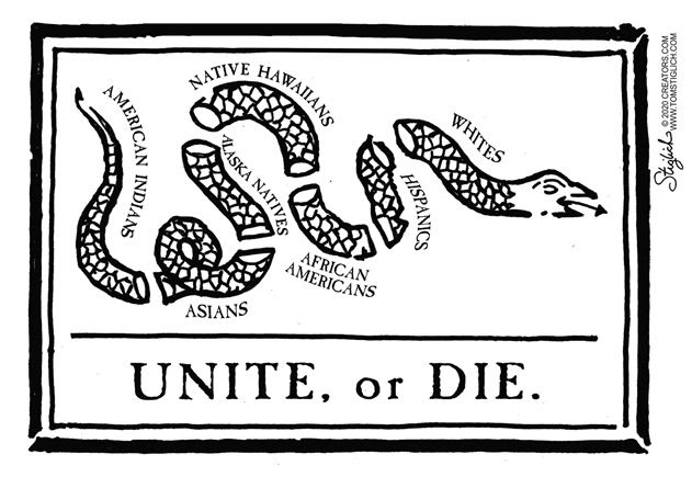 unite or die
