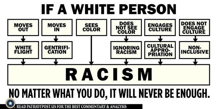 white person