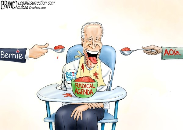 Biden radical