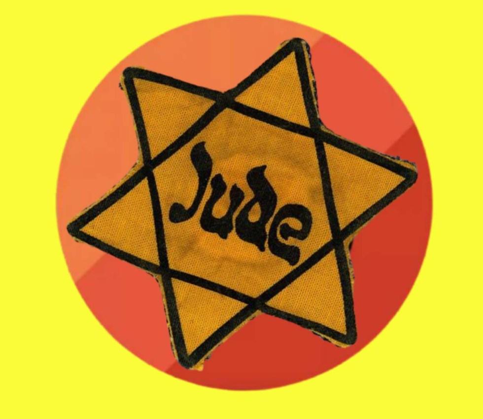 blm jewish yellow star