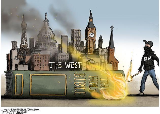 blm western civilization