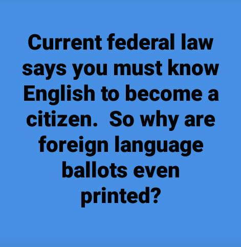 foreign language ballots
