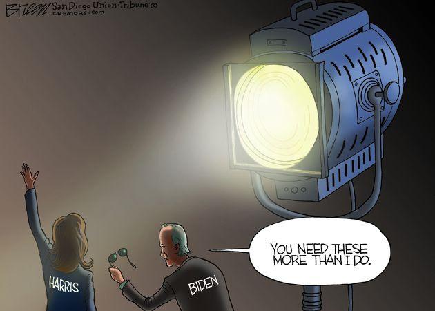 harris spotlight
