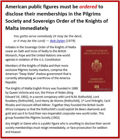 pilgrims membership list