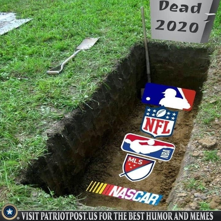 sports dead grave