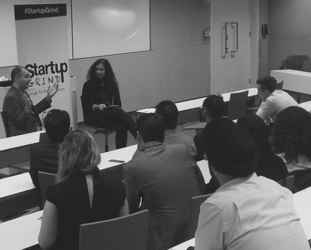 Startup Grind Talk