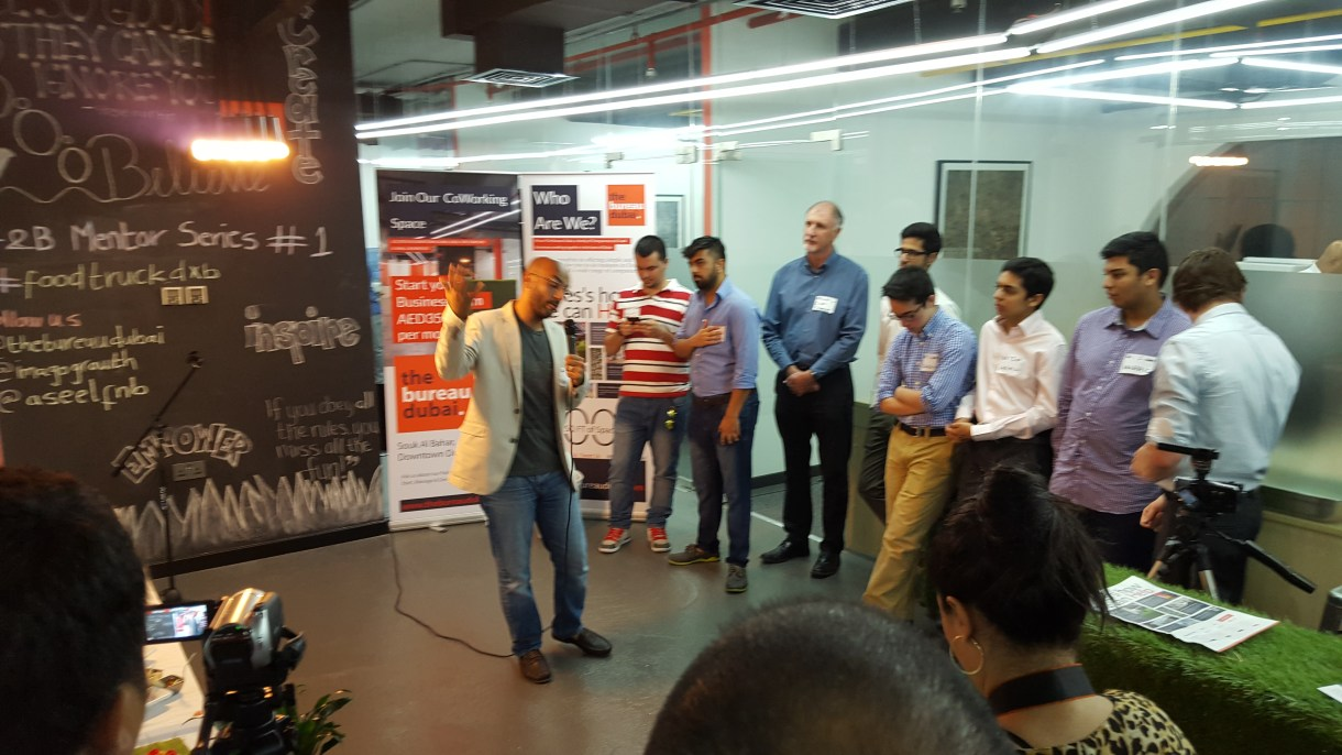 StartupCentral Official Launch Event