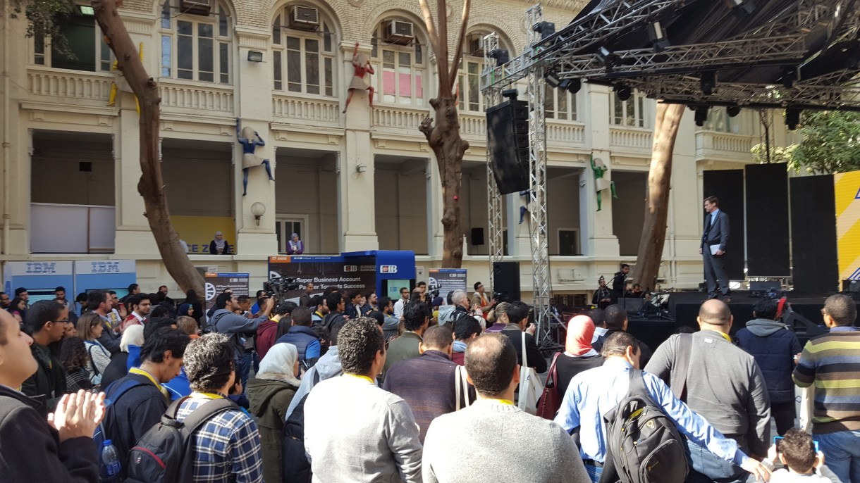 RiseUp Egypt 2016