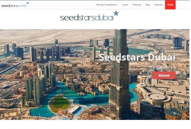 Seedstars Middle East 2015