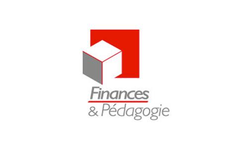 Logo et lien Finances & Pédagogie