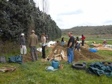 Jardins collectifs - équipe
