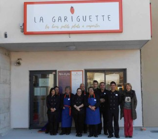 La Gariguette - photo d'équipe