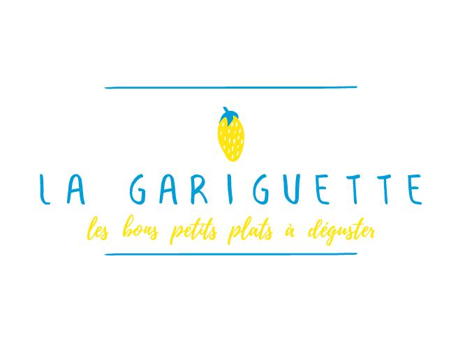 Logo La Gariguette, les bons petits plats à emporter