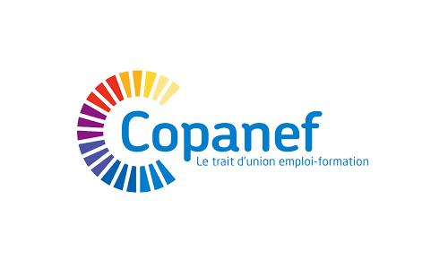Logo et lien Copanef